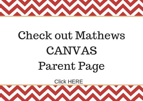 Check Out Mathews Canvas Parent Page click Here