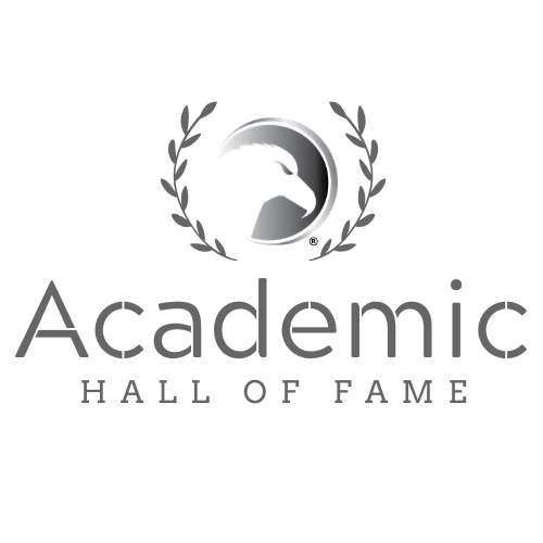 Academic Hall of Fame logo