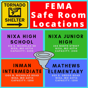 FEMA Safe Rooms