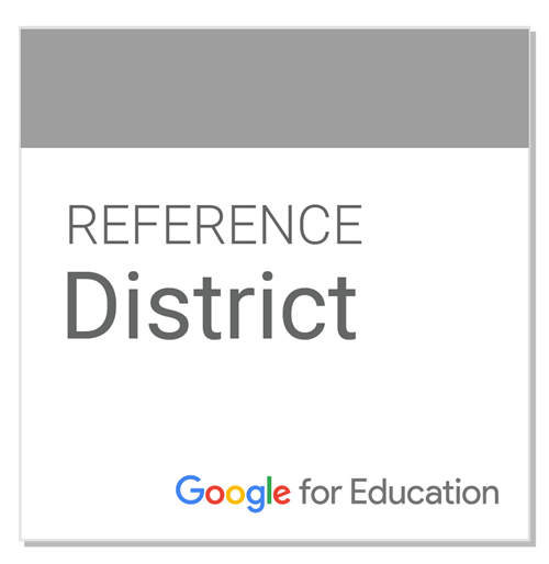 Reference district, google for education