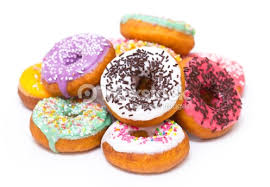 doughnuts Breakfast with Books on Sep 6th 8:00-8:15
